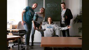 TECHO an Schulen bei Flensburg
