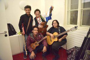 Soli-Konzert: La Baca Loca y Lxs Chocoyitxs Libres @ DTK-Wasserturm