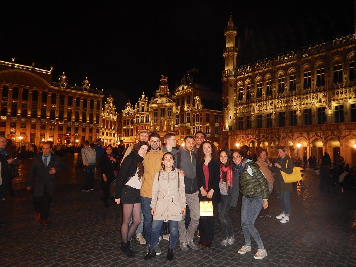Europaweites Treffen in Brüssel