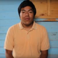 LUIS ISMAEL CASTRO HUAYWA (Student durch TECHO)2