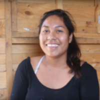 PATRICIA (lebt seit 2 Jahren in einer TECHO Unterkunft)2