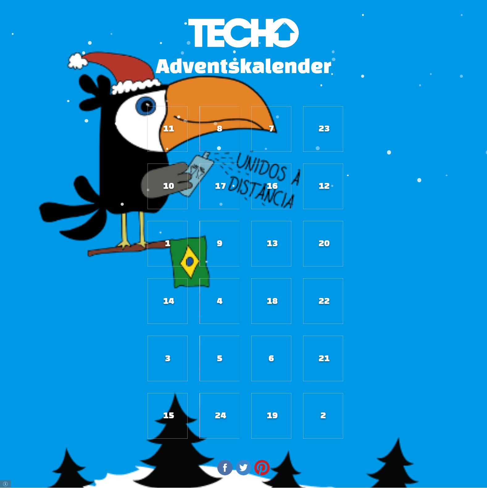 Techo_Adventskalender